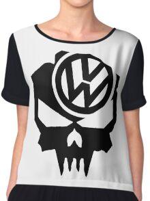 VW till death Chiffon Top