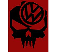 VW till death Photographic Print