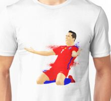 ALEXIS SANCHEZ CHILE, VECTOR Unisex T-Shirt