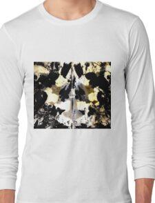 Layered Inkblot Long Sleeve T-Shirt