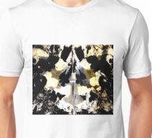 Layered Inkblot Unisex T-Shirt