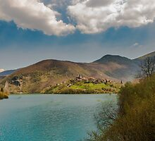 Tuscany by vinciber