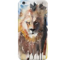 The Lion is Back! iPhone Case/Skin