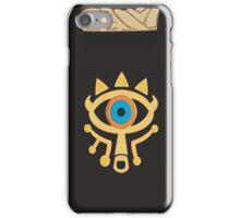 Sheikah Slate Inspired Design iPhone Case/Skin