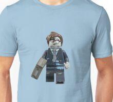 Zombie Businessman Unisex T-Shirt