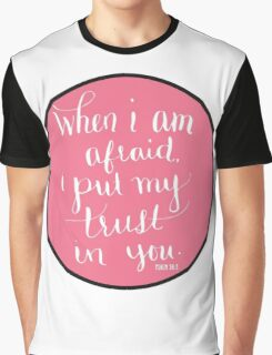 Christian Quote Graphic T-Shirt