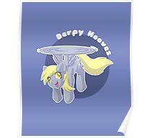 Derpy Hooves Poster