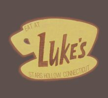Lukes Diner Baby Tee