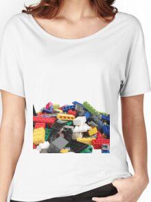 LEGO Bricks Pile Women's Relaxed Fit T-Shirt