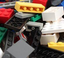 LEGO Bricks Pile Sticker