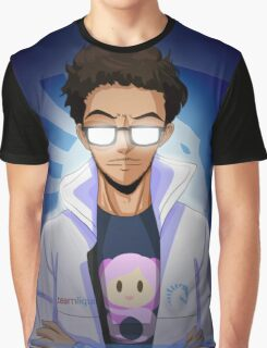Smash Community - Liquid Nairo Graphic T-Shirt