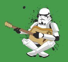 StormTrooper - Guitar by John Garcia