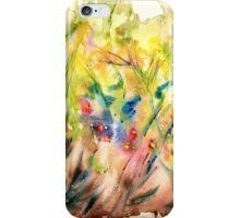 A cheerful summer design! iPhone Case/Skin