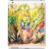 A cheerful summer design! iPad Case/Skin