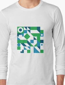 Arrange #001 Long Sleeve T-Shirt