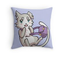Puck - Re:Zero Starting Life in Another World Throw Pillow
