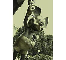 Mickey (Yellowtone) Photographic Print