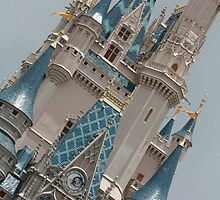 Cinderella's Castle by MFleming