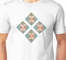 Ornate Polygon Mosaic 21 Unisex T-Shirt