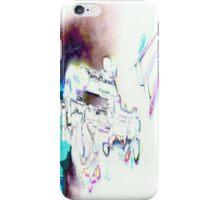 Halo - Vortex of Colour iPhone Case/Skin