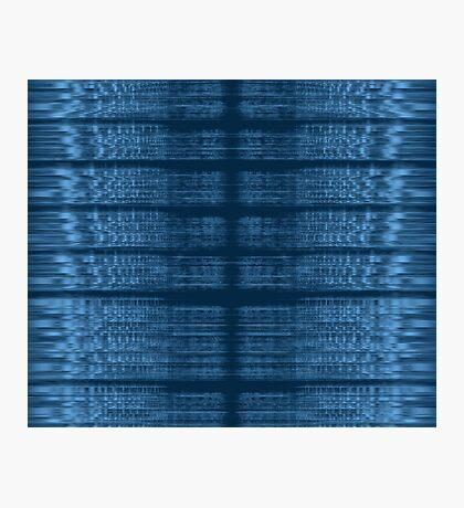 Justin Bieber Love Yourself Spectrogram Photographic Print