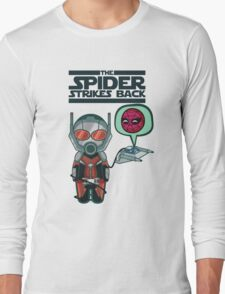 ANT VS SPIDER Long Sleeve T-Shirt