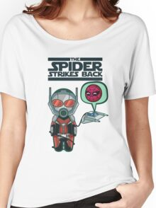 ANT VS SPIDER Women's Relaxed Fit T-Shirt