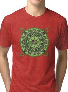 Green punch Tri-blend T-Shirt