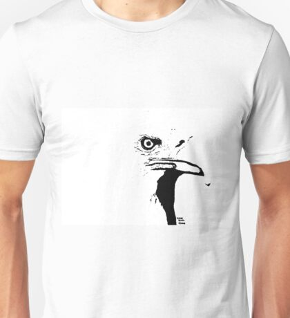 Enhanced Eagle Unisex T-Shirt