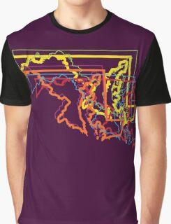maryland pride blur Graphic T-Shirt