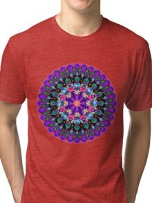 Daily Focus Mandala 3.3.16 Tri-blend T-Shirt