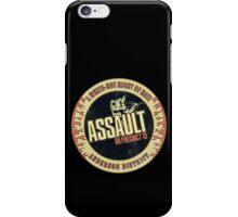Assault on Precinct 13 Vintage iPhone Case/Skin