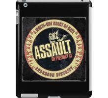Assault on Precinct 13 Vintage iPad Case/Skin