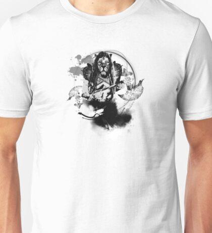 Ajani Goldmane in Black Unisex T-Shirt