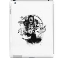Ajani Goldmane in Black iPad Case/Skin