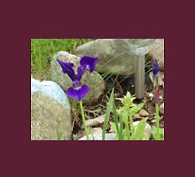 Purple Iris                 Pentax Digital Camera X-5 Series 16 Mp Unisex T-Shirt