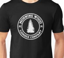 Morning Wood Lumber Co. Unisex T-Shirt
