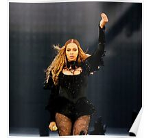 #BeyoncéLiveInSoL - FWT - Sunderland Poster