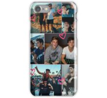 Dolan Twins collage 5  iPhone Case/Skin