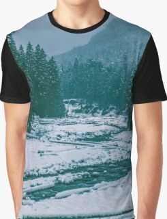 Winter Wonderland Graphic T-Shirt