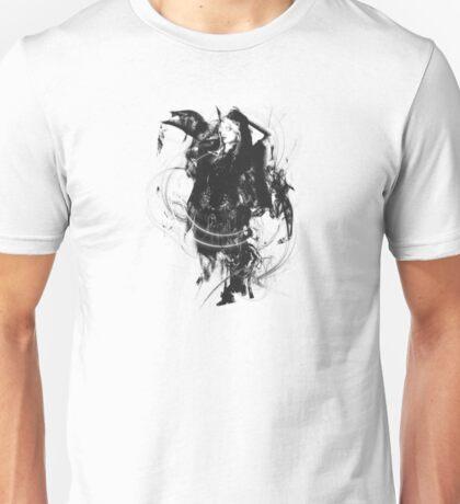 Liliana Vess in Black Unisex T-Shirt