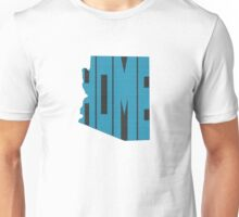 Arizona HOME state design Unisex T-Shirt
