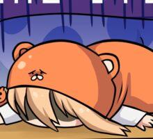 Game Over - Himouto! Umaru-chan Sticker