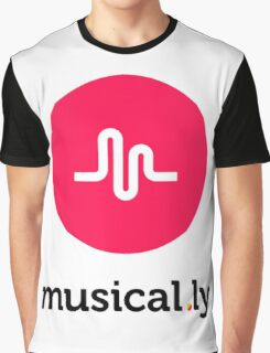 musically logo Graphic T-Shirt