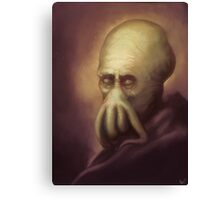 Rembrandt Cthulhu Canvas Print