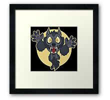 Lil' Monster Framed Print