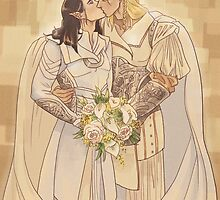 Thorki - Wedding by thacmis