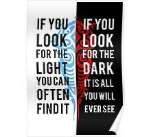 Light in the Dark Poster