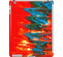 Sound Waves - Abstract Print iPad Case/Skin