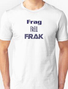 3 F's of Sci-fi T-Shirt
